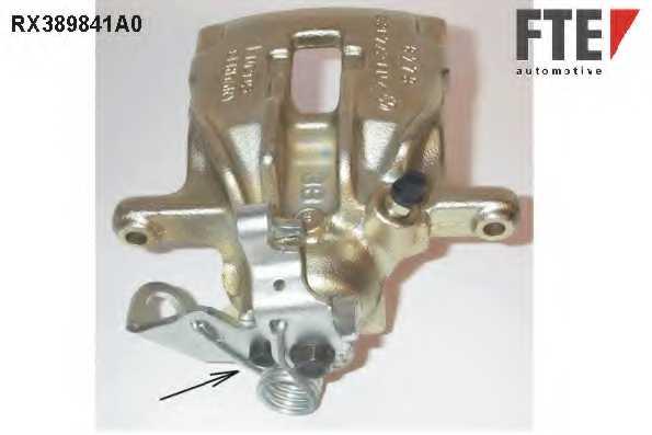 Тормозной суппорт FTE RX389841A0 - изображение