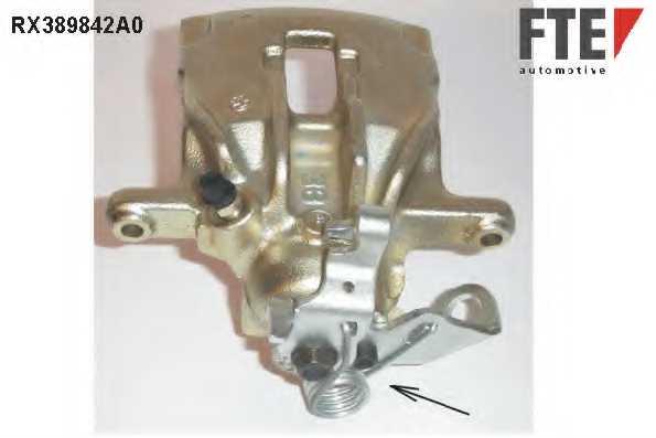 Тормозной суппорт FTE RX389842A0 - изображение