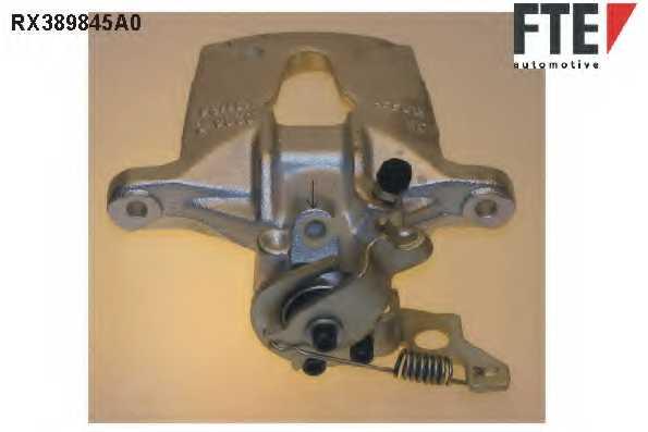 Тормозной суппорт FTE RX389845A0 - изображение