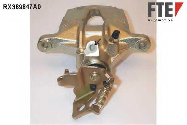Тормозной суппорт FTE RX389847A0 - изображение