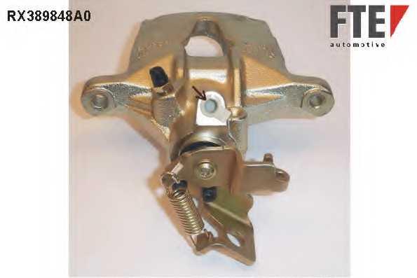Тормозной суппорт FTE RX389848A0 - изображение