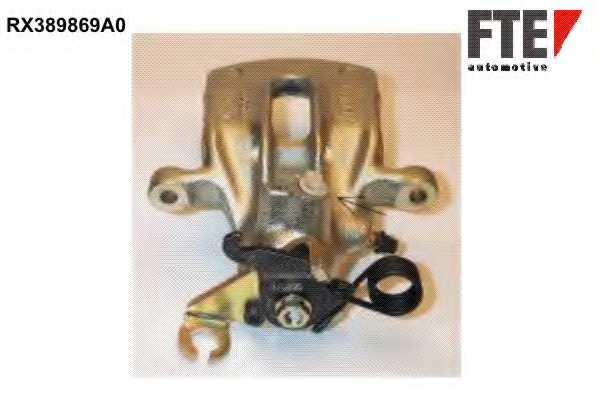 Тормозной суппорт FTE RX389869A0 - изображение