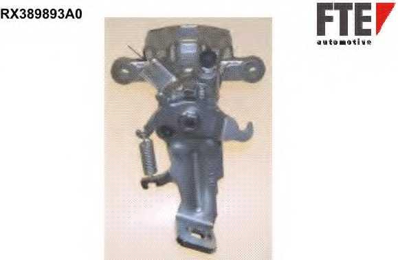 Тормозной суппорт FTE RX389893A0 - изображение