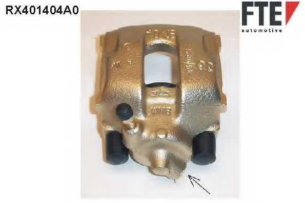 Тормозной суппорт FTE RX401404A0 - изображение
