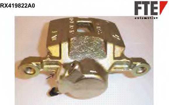 Тормозной суппорт FTE RX419822A0 - изображение
