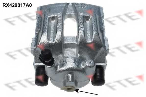 Тормозной суппорт FTE RX429817A0 - изображение