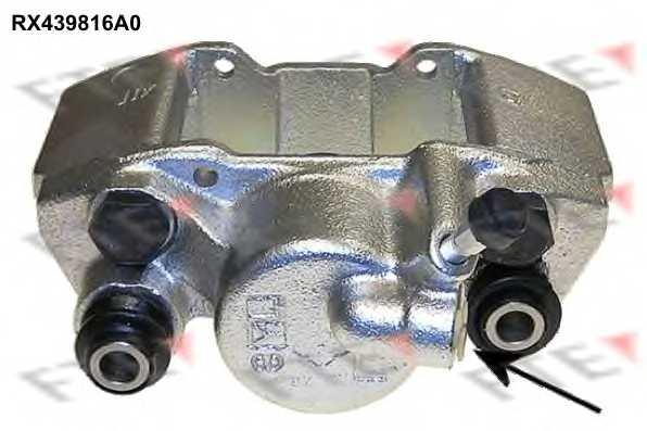 Тормозной суппорт FTE RX439816A0 - изображение