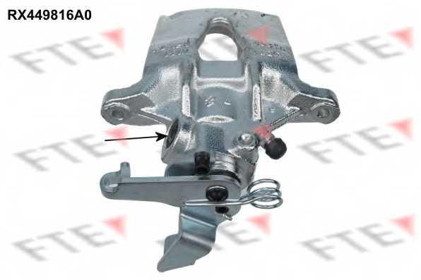 Тормозной суппорт FTE RX449816A0 - изображение