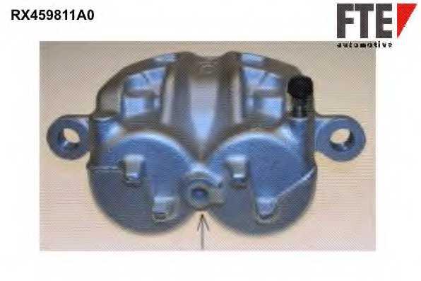 Тормозной суппорт FTE RX459811A0 - изображение