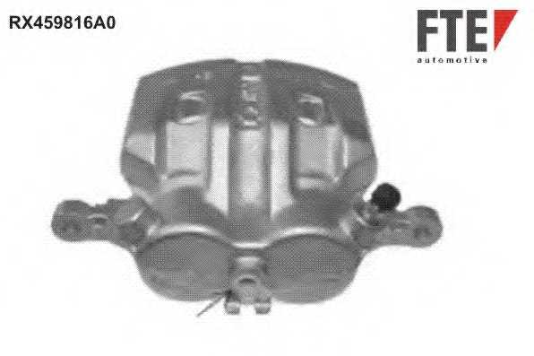 Тормозной суппорт FTE RX459816A0 - изображение