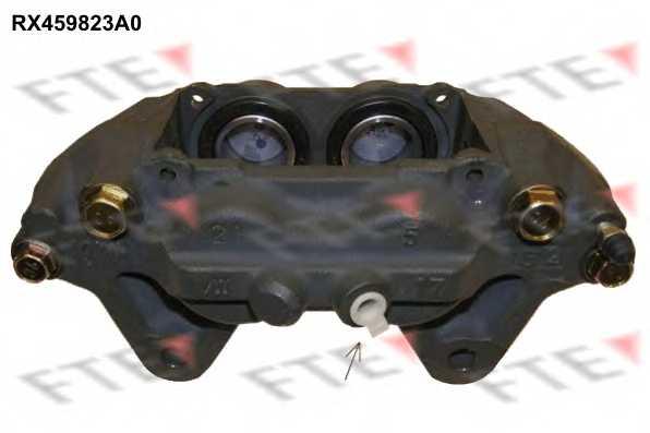 Тормозной суппорт FTE RX459823A0 - изображение