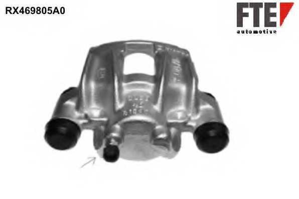 Тормозной суппорт FTE RX469805A0 - изображение