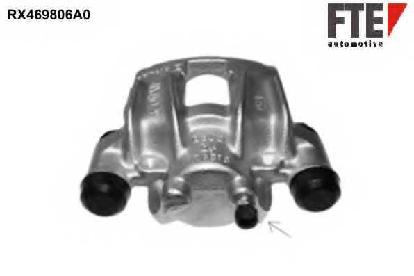 Тормозной суппорт FTE RX469806A0 - изображение