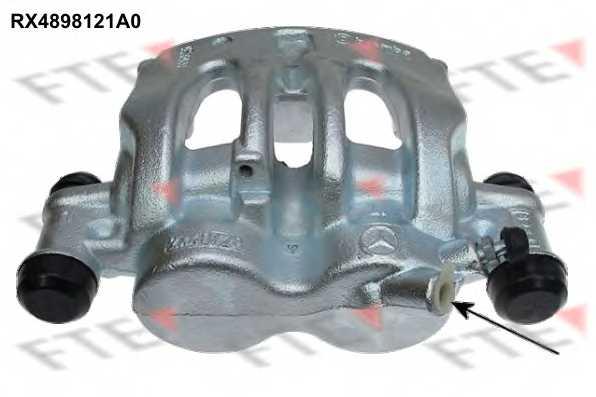 Тормозной суппорт FTE RX4898121A0 - изображение