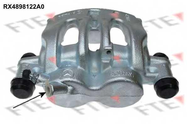 Тормозной суппорт FTE RX4898122A0 - изображение