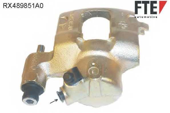 Тормозной суппорт FTE RX489851A0 - изображение