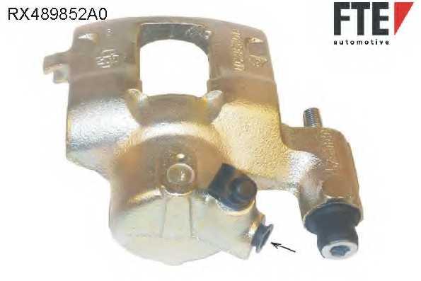 Тормозной суппорт FTE RX489852A0 - изображение