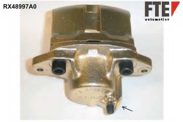Тормозной суппорт FTE RX48997A0 - изображение