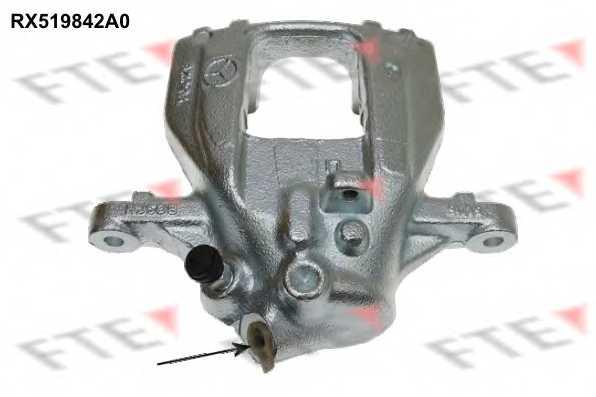 Тормозной суппорт FTE RX519842A0 - изображение