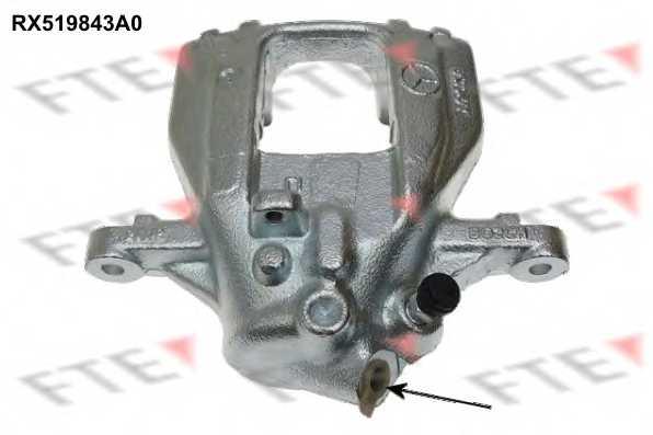 Тормозной суппорт FTE RX519843A0 - изображение