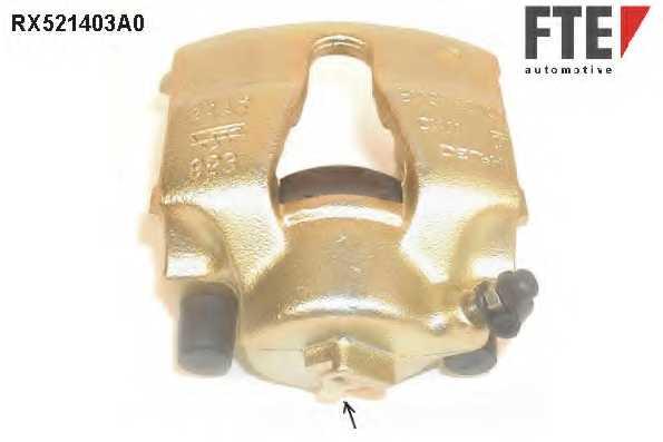 Тормозной суппорт FTE RX521403A0 - изображение