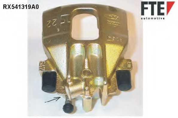 Тормозной суппорт FTE RX541319A0 - изображение