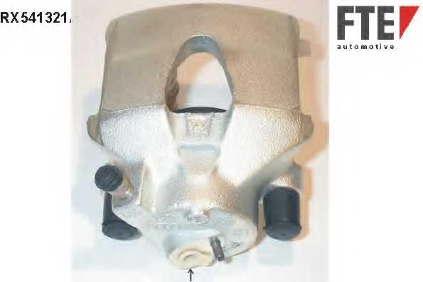 Тормозной суппорт FTE RX541321A0 - изображение