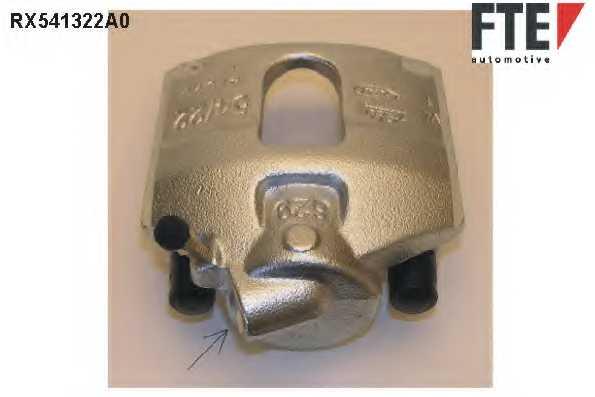 Тормозной суппорт FTE RX541322A0 - изображение