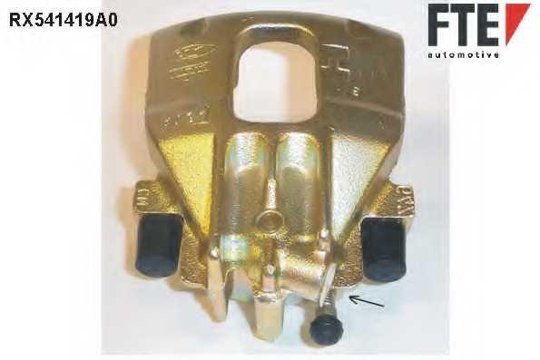 Тормозной суппорт FTE RX541419A0 - изображение