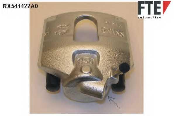 Тормозной суппорт FTE RX541422A0 - изображение