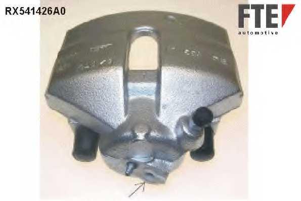Тормозной суппорт FTE RX541426A0 - изображение