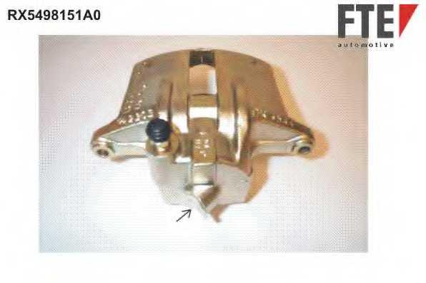 Тормозной суппорт FTE RX5498151A0 - изображение