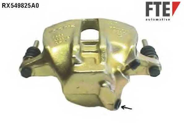Тормозной суппорт FTE RX549825A0 - изображение