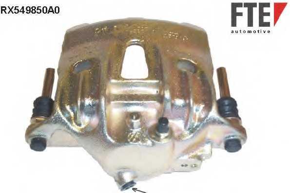 Тормозной суппорт FTE RX549850A0 - изображение