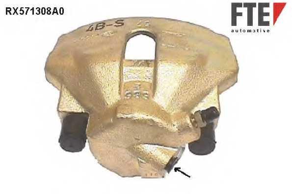 Тормозной суппорт FTE RX571308A0 - изображение