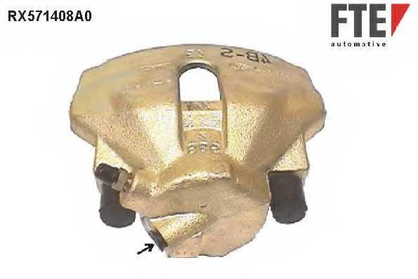 Тормозной суппорт FTE RX571408A0 - изображение