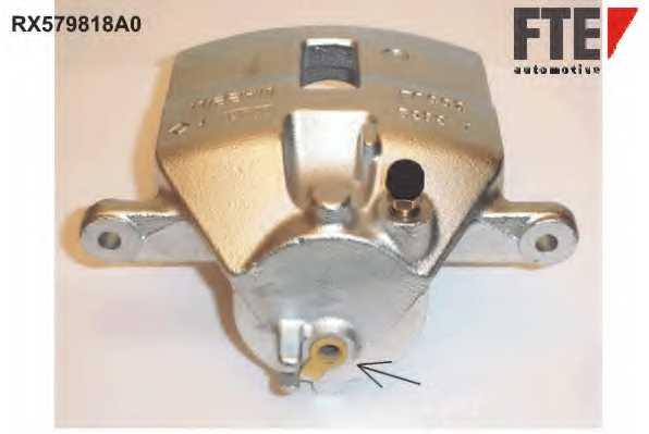 Тормозной суппорт FTE RX579818A0 - изображение