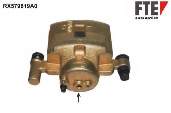 Тормозной суппорт FTE RX579819A0 - изображение