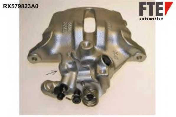 Тормозной суппорт FTE RX579823A0 - изображение