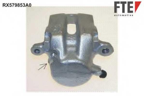 Тормозной суппорт FTE RX579853A0 - изображение