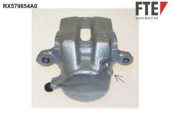 Тормозной суппорт FTE RX579854A0 - изображение