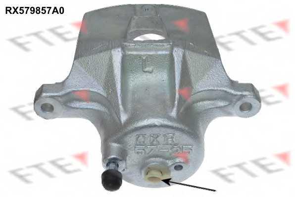 Тормозной суппорт FTE RX579857A0 - изображение