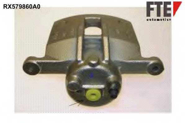 Тормозной суппорт FTE RX579860A0 - изображение