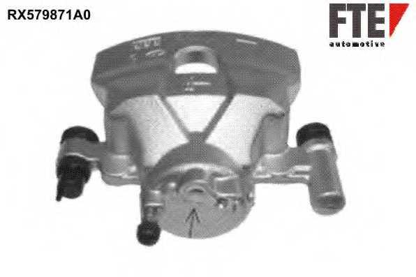 Тормозной суппорт FTE RX579871A0 - изображение