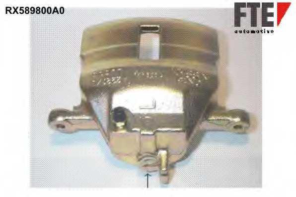 Тормозной суппорт FTE RX589800A0 - изображение