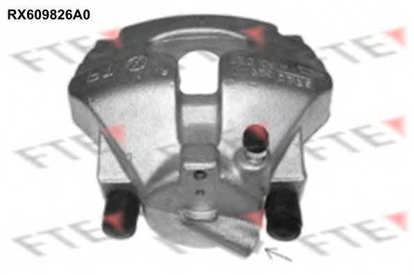 Тормозной суппорт FTE RX609826A0 - изображение