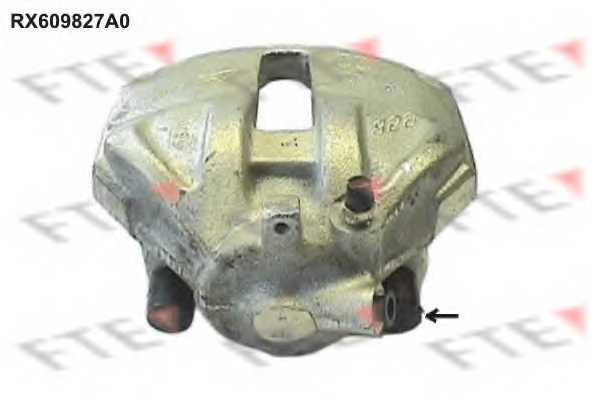 Тормозной суппорт FTE RX609827A0 - изображение