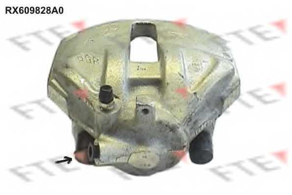 Тормозной суппорт FTE RX609828A0 - изображение