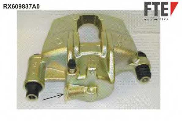Тормозной суппорт FTE RX609837A0 - изображение