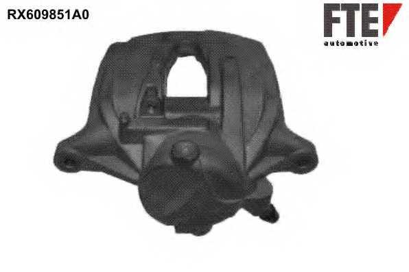 Тормозной суппорт FTE RX609851A0 - изображение